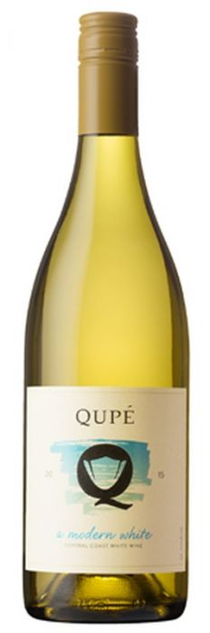 Fruity/aromatic - A MODERN WHITE, Qupé. Central Coast, California