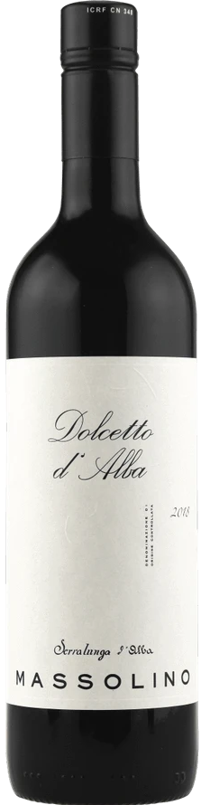 Savoury / earthy reds - DOLCETTO D\'ALBA, Massolino. Piedmont, Italy