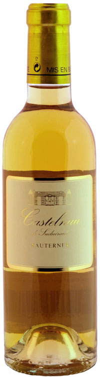 Medium weight styles - CASTELNAU DE SUDUIRAUT. Sauternes, Bordeaux