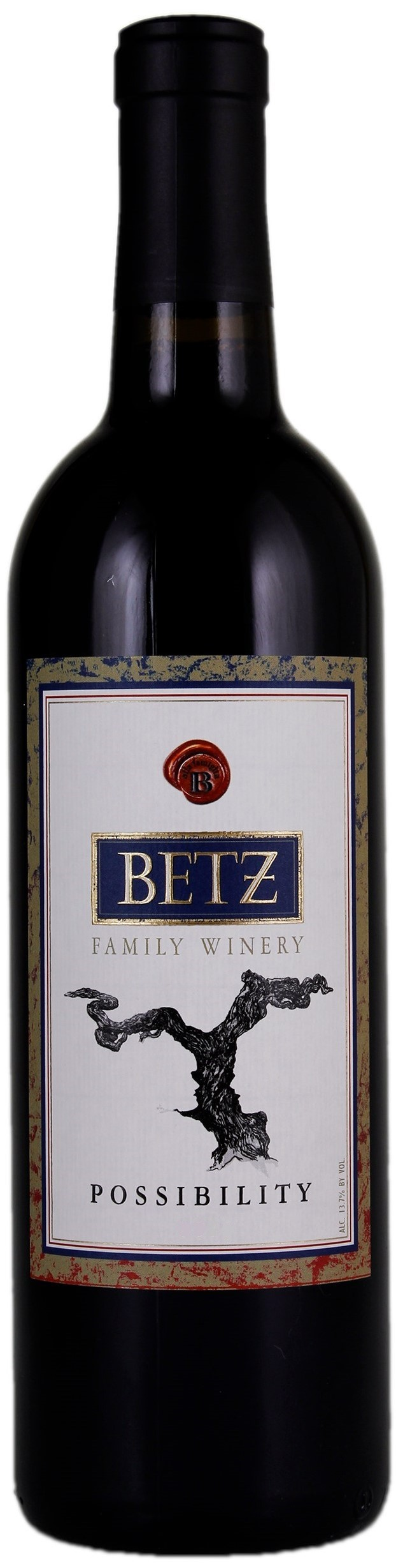 Serious, dry reds - POSSIBILITY, Betz Family Vineyards. Columbia Valley, Washington State
