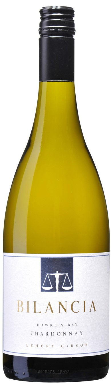 Full-bodied whites - CHARDONNAY, Bilancia. Gimblett Gravels, New Zealand