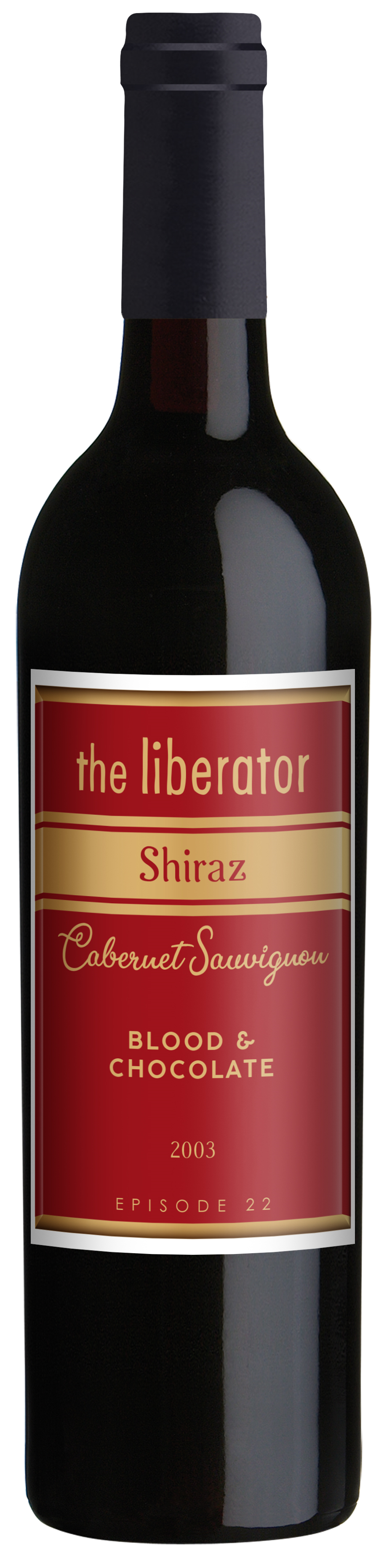 Serious, dry reds - BLOOD AND CHOCOLATE, The Liberator. Western Cape, South Africa