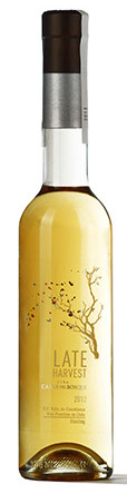 Light, lively styles - LATE HARVEST RIESLING, Casas del Bosque. Casablanca, Chile (Half Bottle)