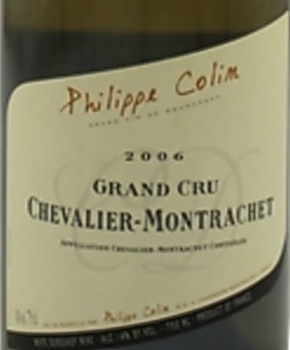 Burgundy; Côte de Beaune - CHEVALIER