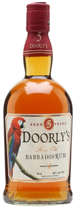 Other - DOORLY\'S 5 year old Barbados Rum