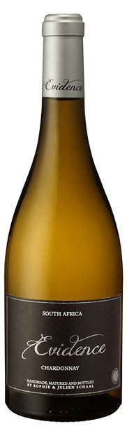 Full-bodied whites - CHARDONNAY, 'Evidence', Julien Schaal. Elgin, South Africa