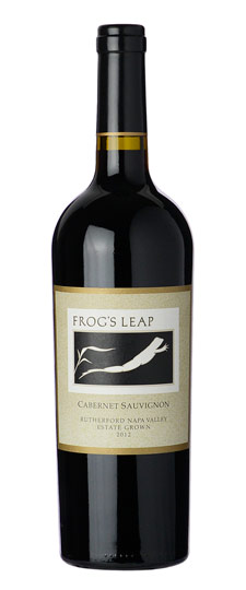 Red - CABERNET SAUVIGNON, Frog's Leap. Napa Valley, Cal (Magnum)