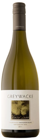 Fresh, dry whites, over £10 - Out of stock: SAUVIGNON BLANC, Greywacke. Marlborough, New Zealand
