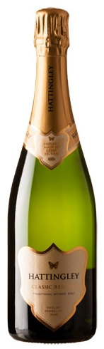 Fizz - HATTINGLEY VALLEY, Classic Cuvée. Hampshire