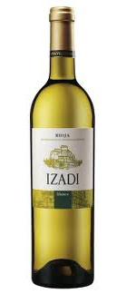 Full-bodied; other - IZADI BLANCO. Rioja, Spain