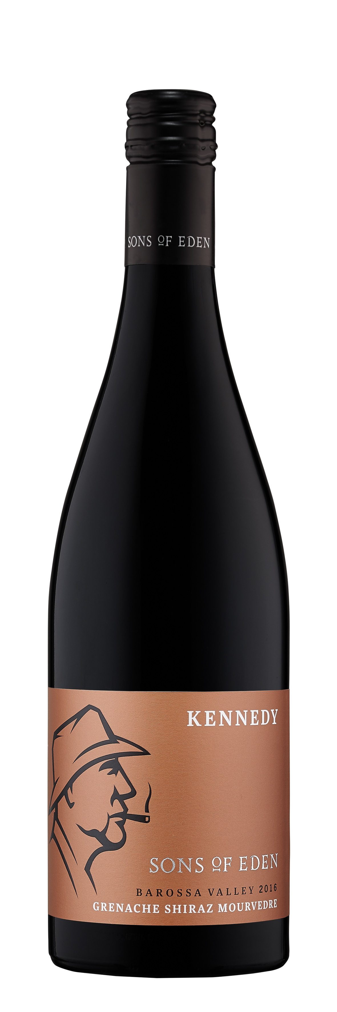 Powerful rich reds - GSM, 'Kennedy', Sons of Eden. Barossa Valley, Australia