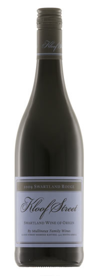 Savoury / earthy reds - KLOOF STREET RED, Mullineux. Swartland, South Africa