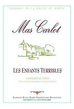 Powerful reds; Old World - COSTIÈRES DE NIMES, Les Enfants Terribles, Mas Carlot. S. France