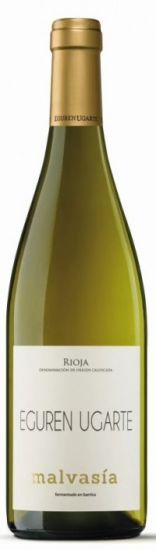 Full-bodied whites - MALVASIA, Eguren Ugarte. Rioja, Spain