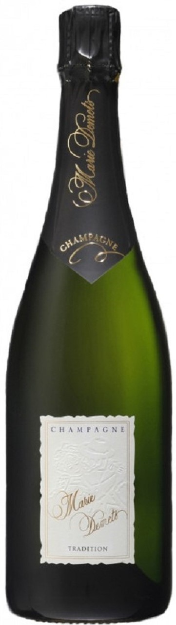 Sparkling & White - MARIE DEMETS, Brut. Champagne