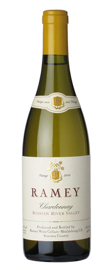 Full-bodied; Chardonnay - CHARDONNAY, David Ramey. Russian River, Sonoma, California
