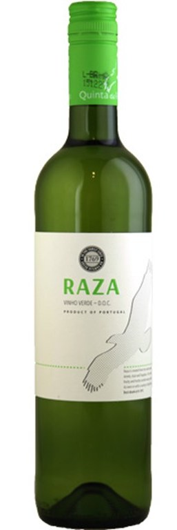 Fresh, dry whites (under £15) - RAZA. Vinho Verde, Portugal