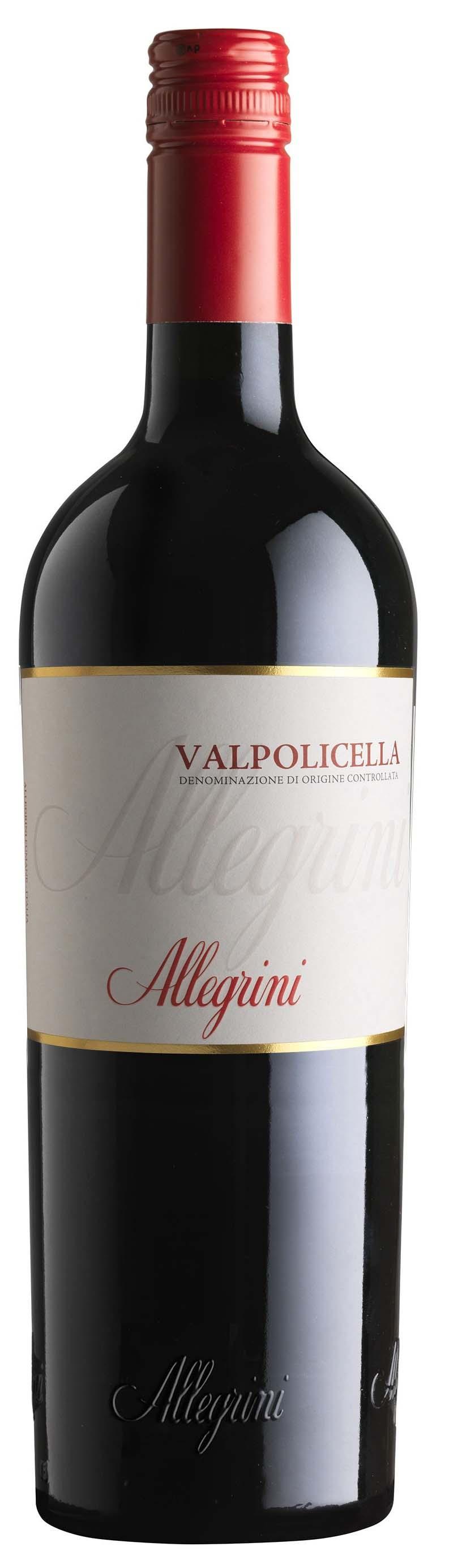 Light and medium-bodied reds - Currently off: VALPOLICELLA, Allegrini. Veneto, Italy
